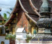 Temple Vat XiengThong, Luang Prabang - O