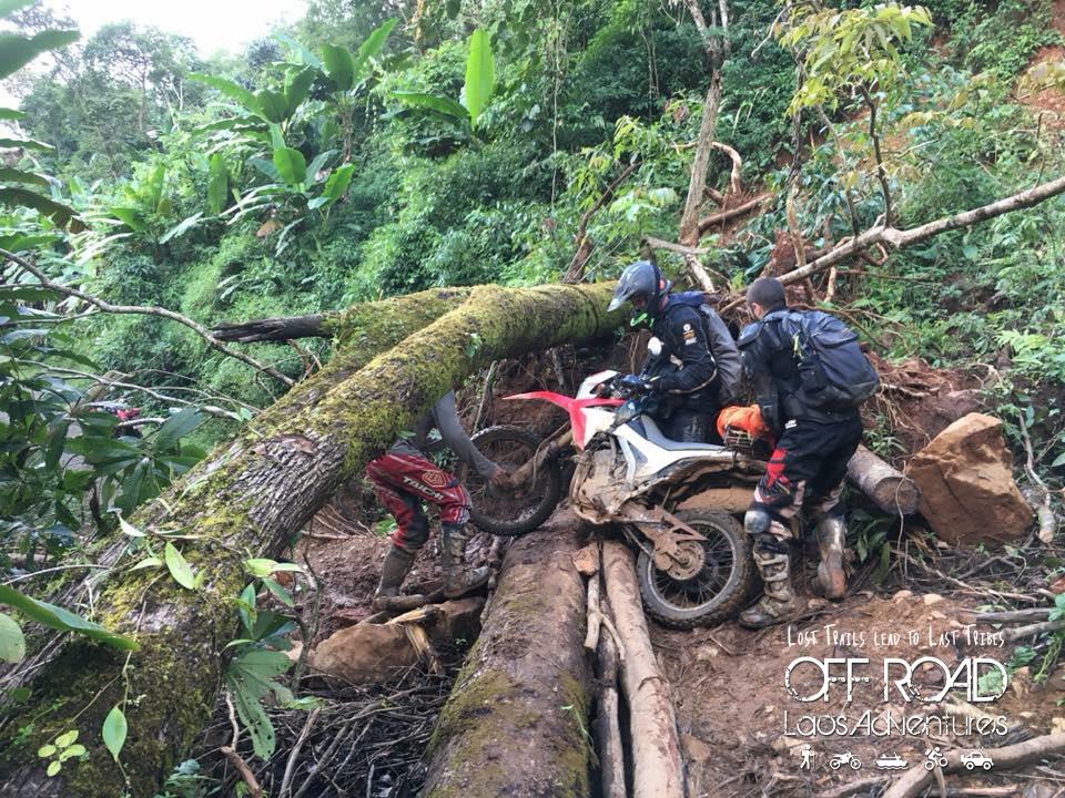motorbike off road, motorbike exploration, dirtbike survey laos, off road laos adventures