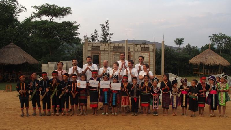 association humanitaire au Laos