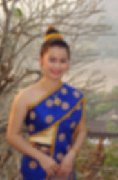 Femme laotienne, Luang Prabang - ORLA To