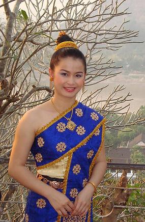 Femme laotienne, Luang Prabang - ORLA To
