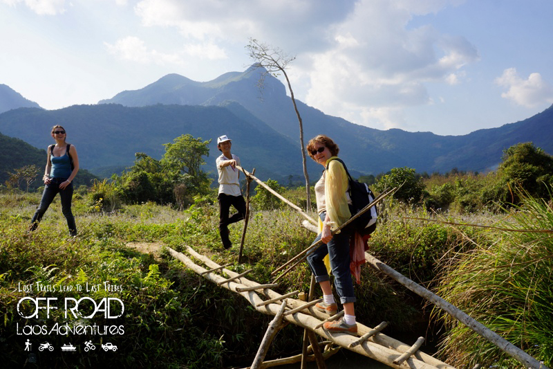 Nongkhiaw, trekking laos, trek laos, hike laos, hiking laos, jungle hike, ethnic hike