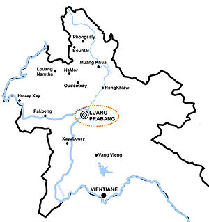 Voyager en famille au Laos, agence locale, ORLA TOURS, Luang Prabang