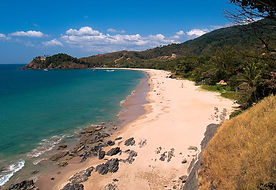 Idyllic beach in Thailand - ORLA Tours,