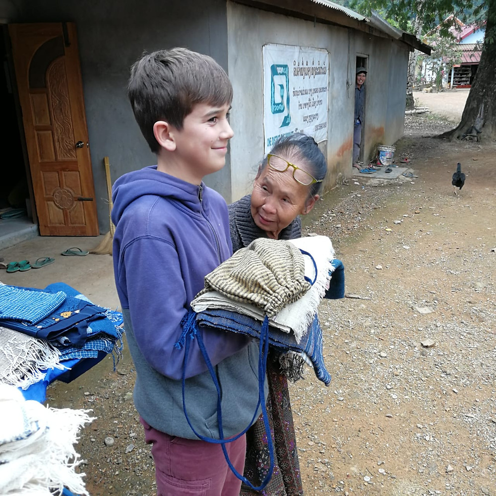 Immersion ethnique en terre NamOu, circuit rando 6 jours, Off Road Laos Adventures