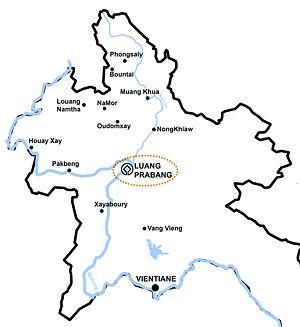 ORLA TOURS, Luang Prabang. Agence de voyages au Laos Cambodge Thailande Birmanie