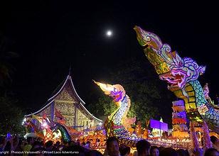 Boun Ok Phansa, laotian festival - ORLA Tours