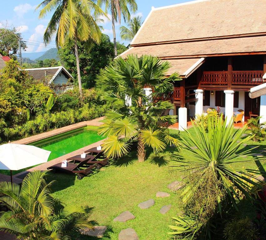 charming hotel luang prabang, accommodation laos, hotel laos, nice hotel luang prabang