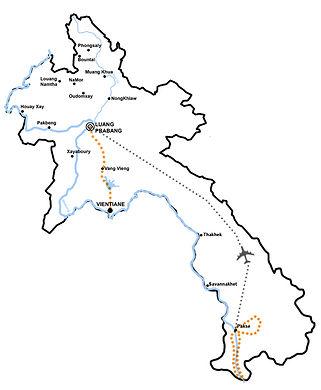 Agence de voyages de noces au Laos, ORLA TOURS Luang Prabang