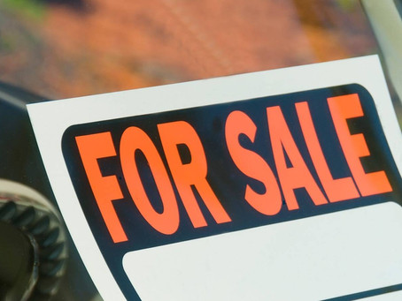 Selling your car on your own? Here are some tips.