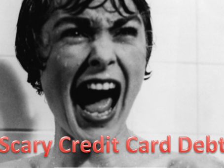 Why is Credit Card Debt So Scary?