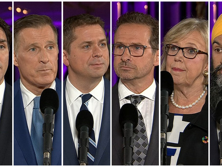 How do Canadian Elections affect the Market?