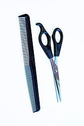 scissors comb hair drug test