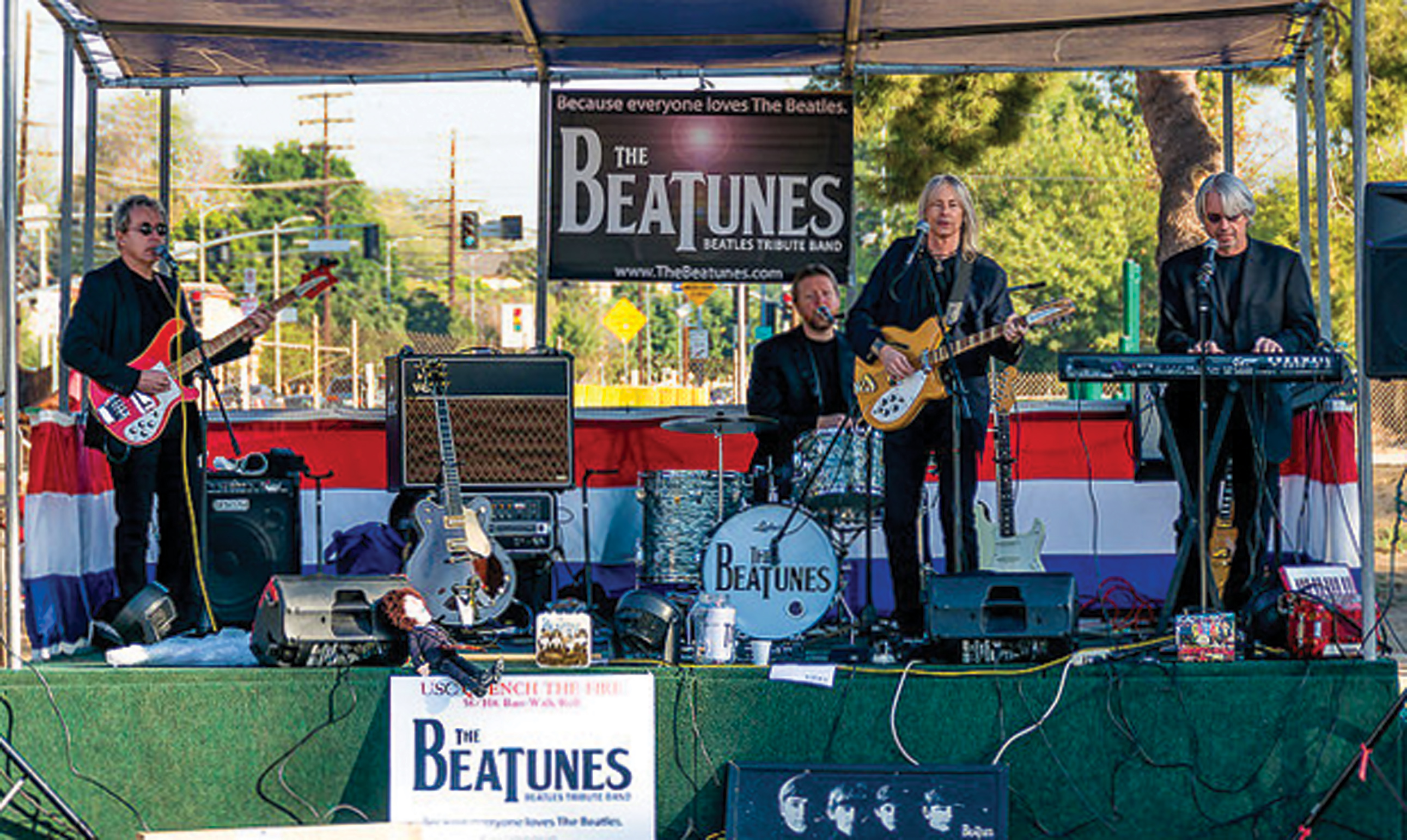 The Beatunes @ Woodley Avenue Park
