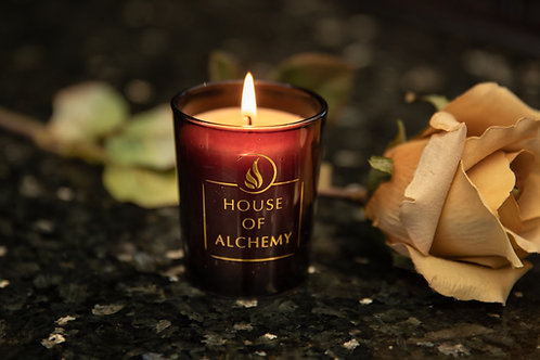 Travel - The Mystical Flame ~ Myrrh & Basil