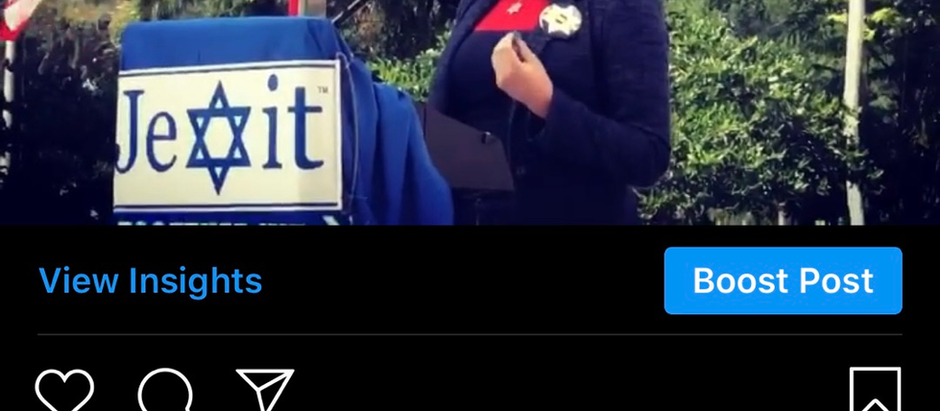Yesterday Laura Loomer Spoke At The #JEXIT Rally -Video