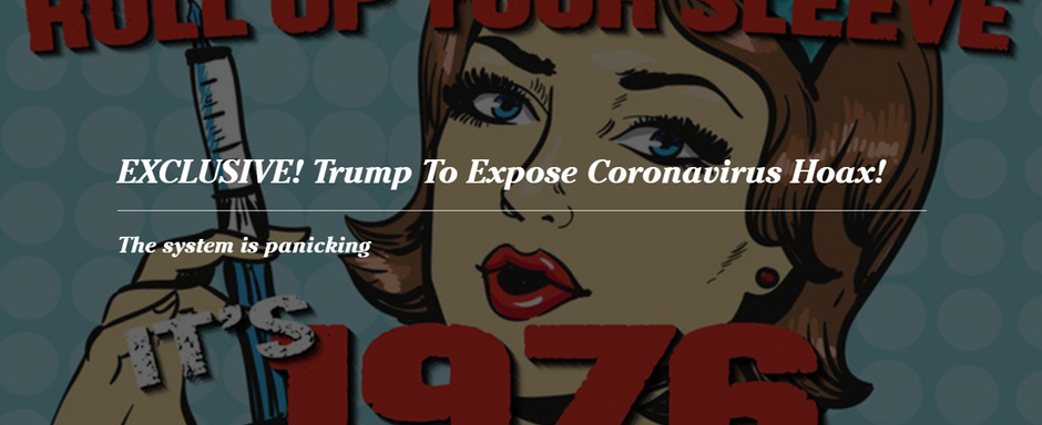 EXCLUSIVE! Trump To Expose Coronavirus Hoax!