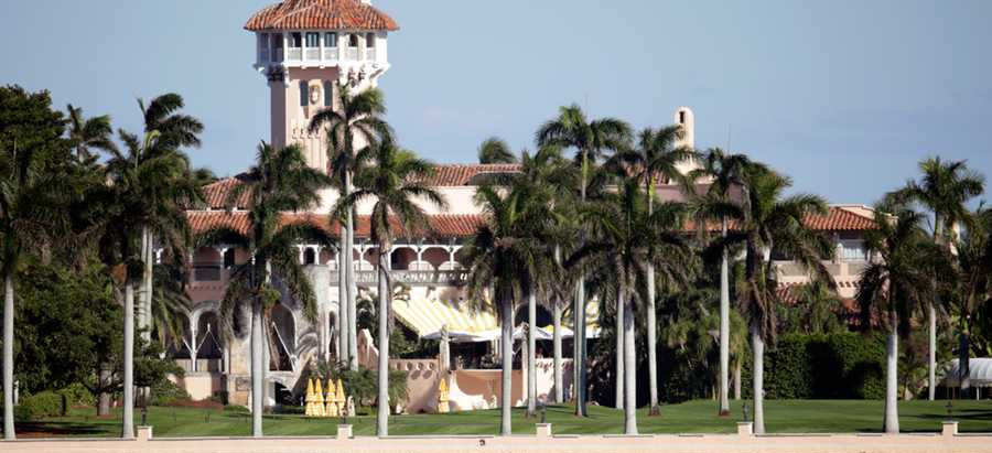 2nd person with Trump at Mar-a-Lago tests positive for virus