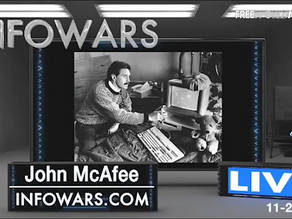 John Mcafee From The Grave: I Did Not Kill Myself