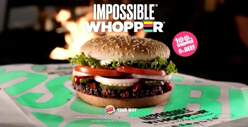 Washington Post Denies Claim New Estrogen-Packed 'Impossible Whopper' Will Make Men Grow Breasts