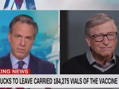 Video: Bill Gates Says Lockdowns Should Carry On Into 2022