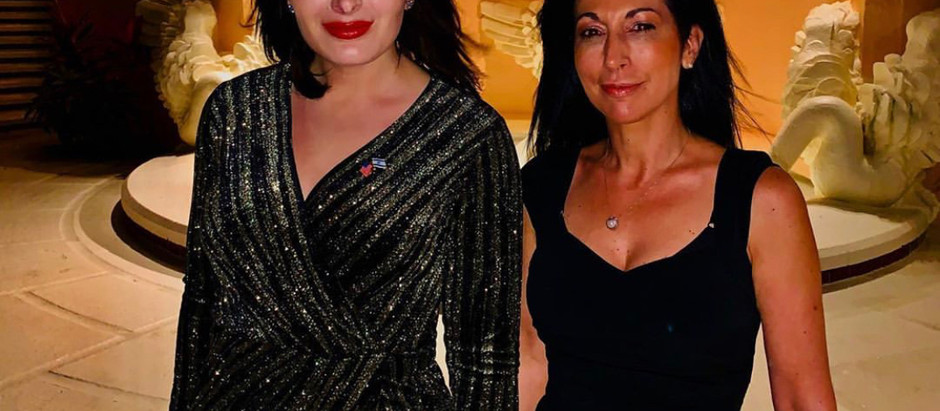 Florida Congressional Candidate #LauraLoomer And Her Campaign Consultant @krgiorno