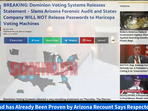 Election Fraud has Already Been Proven by Arizona Recount Says Respected Auditor