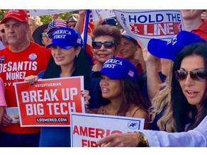Laura Loomer's Statement On Governor DeSantis Signing FL Big Tech Bill Into Law