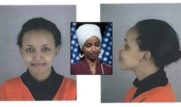 Ilhan Omar's Arrest Record and Corruption Charges