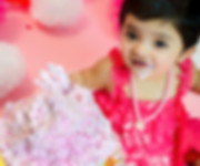 Cake Smash photography in Delhi Noida Gu
