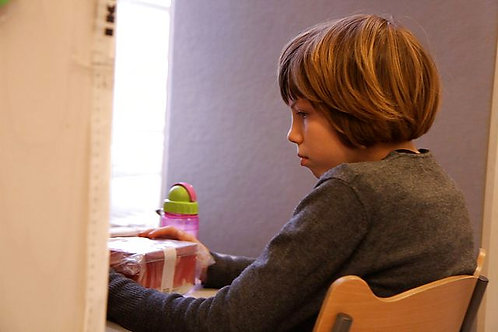 FOUR LETTERS APART - CHILDREN IN THE AGE OF ADHD