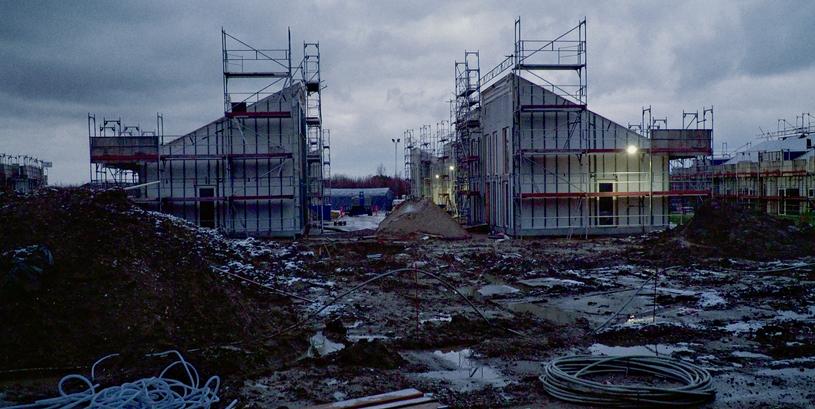 Permatopia under konstruktion