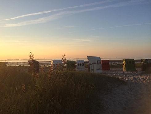 Nordsee, Strand Horumersiel, Hooksiel, Schillig, Wangerland an der Nordsee