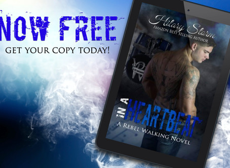 Freebie plus a sexy excerpt from In a Hearteat