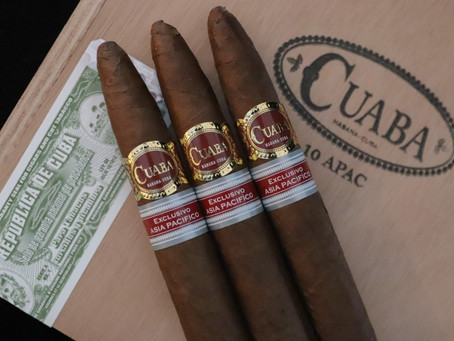 Pacific Cigar Co. Releases Cuaba Regional Edition