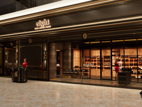 Cigar Bar Eight Lounge to Open at Resorts World Las Vegas