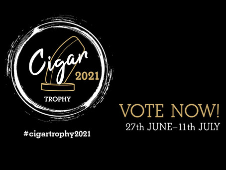 Cigar Trophy 2021 - Open for Voting.