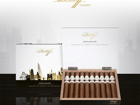 Davidoff unveils customized Exclusive Editions 2021