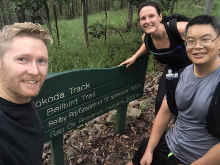 Our training for 100km Guzzler begins- 14 weeks to go!