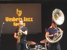 Umbria Jazz Spring a Terni fino al 1^ maggio.
