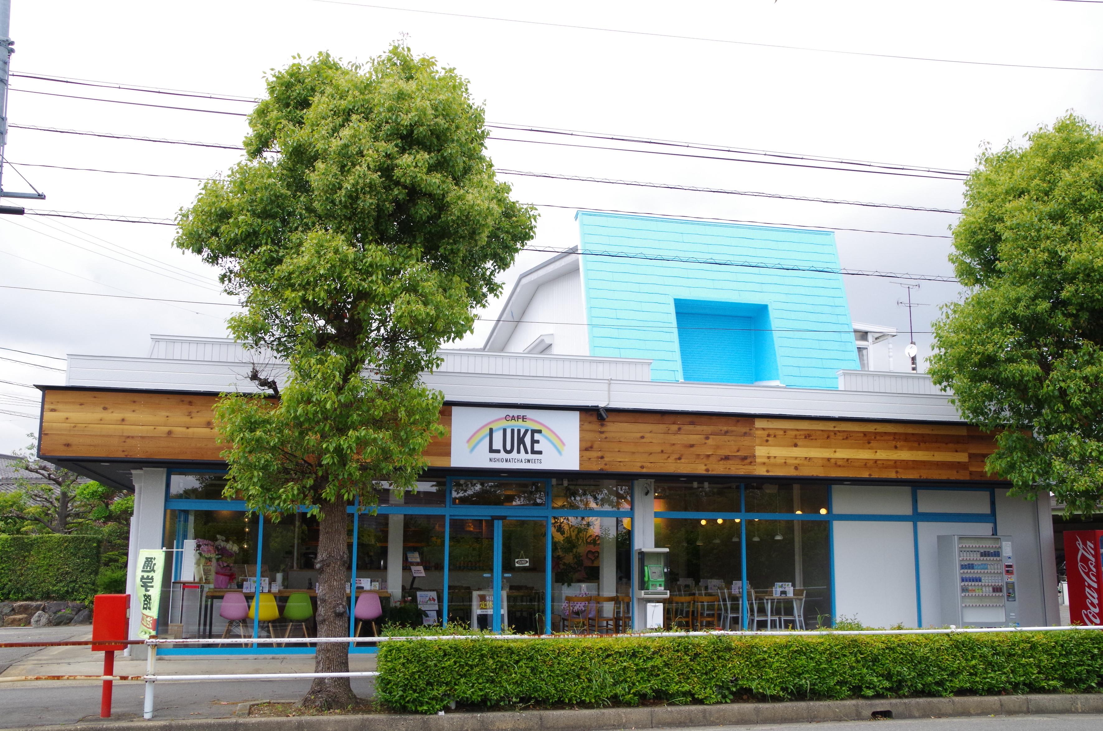 cafeLUKE外観01