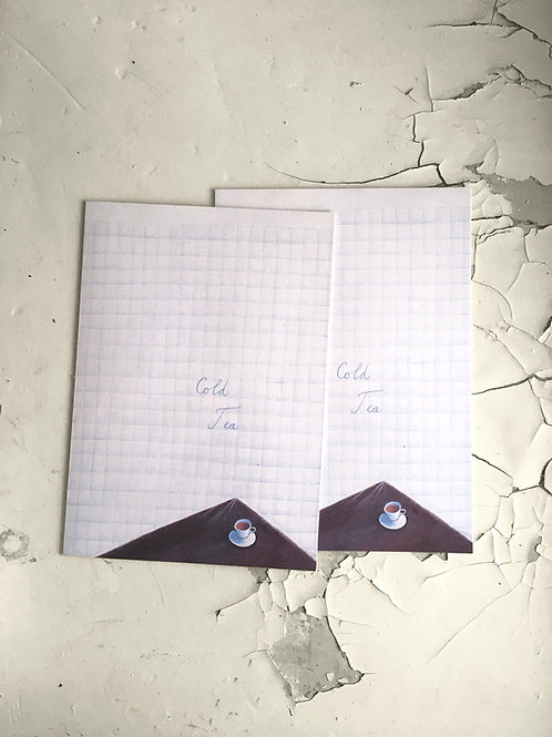 Cold Tea - book