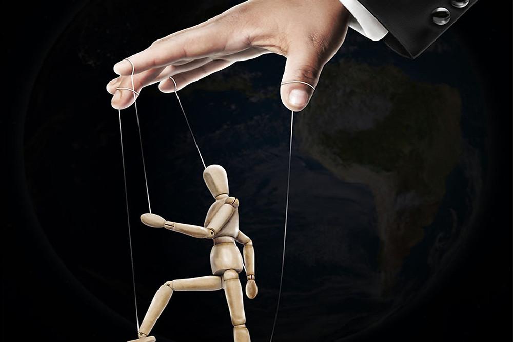 10 sinais da manipulação