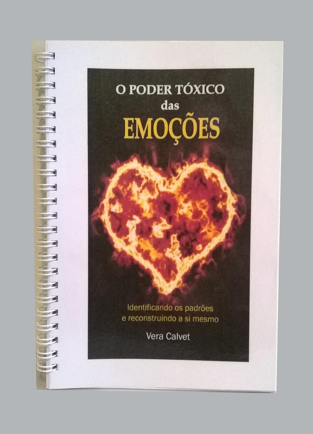 Livro O poder tóxico das emoções