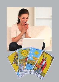Consulta de Tarot online - Taroterapia