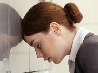Causas do estresse no trabalho