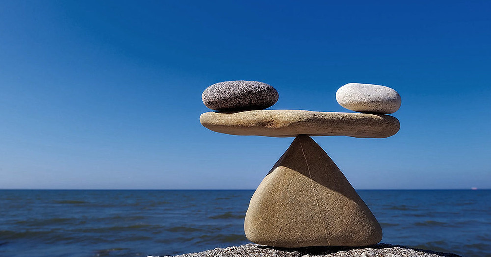 Estar em equilíbrio