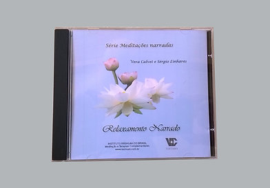 CD Relaxamento narrado