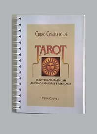 Livro Curso de Tarot Ráshuah