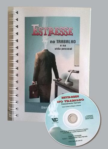Livro Estresse no Trabalho +1CD